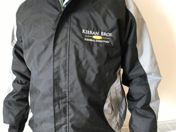 black bomber jackets