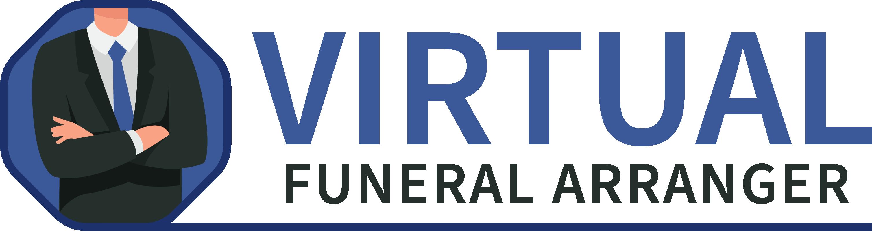 virtual funeral arranger